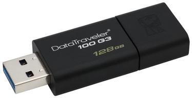 USB флеш-накопитель Kingston DT100G3, USB 3.0, 128 GB