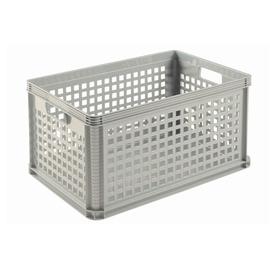 Keeeper Robert Transportbox With Handles 64l Grey