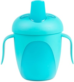 Canpol Babies Non-Spill Cup Tropical Bird 240ml Turquoise 76/001