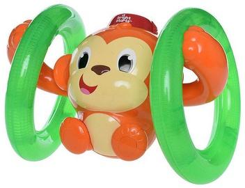 Bright Starts Roll & Glow Monkey Toy 52181