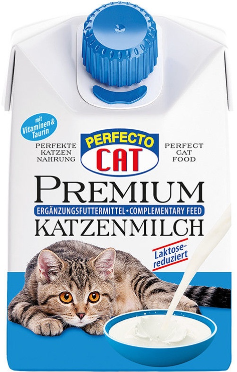 Perfecto Cat Premium Milk 200ml