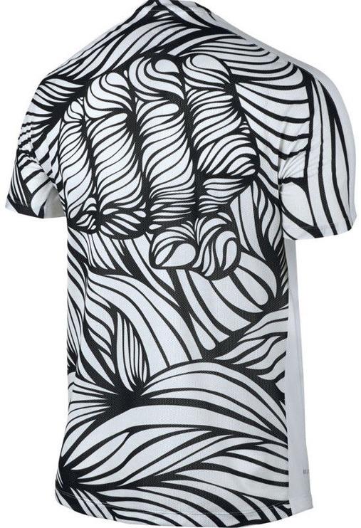 Nike Neymar GPX T-Shirt 747445 100 White L