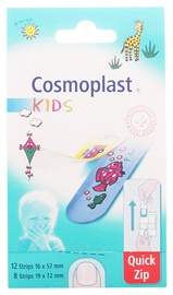 Cosmoplast Kids Quick Zip Plaster 20pcs