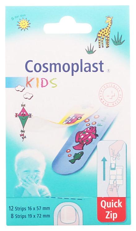 Cosmoplast Kids Quick Zip Plaster 20pcs