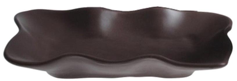 Bradley Ceramic Plate Organic 26cm