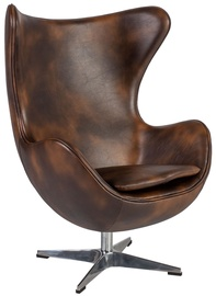 Home4you Armchair Grand Star Brown