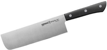 Samura Harakiri Universal Kitchen Nakiri Knife 17cm Black