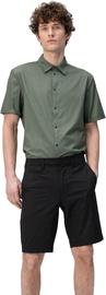 Audimas Wrinkle Free Stretch Fabric Shorts Black 52