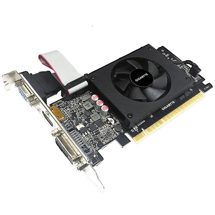 Gigabyte GeForce GT 710 2GB GDDR5 PCIE GV-N710D5-2GIL