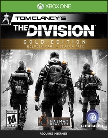 Tom Clancy's The Division Gold Edition Incl. Season Pass Xbox One