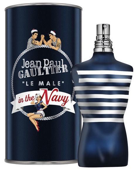 Jean Paul Gaultier Le Male In The Navy 125ml EDT