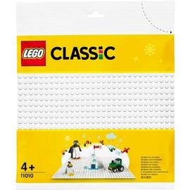 Основа LEGO Classic White Baseplate 11010
