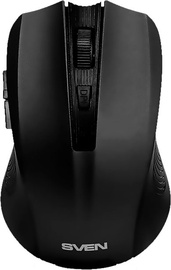 Sven RX-345 Optical Mouse Black