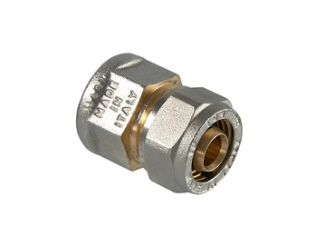 Liitmik otse 16mm 3/4 sk TDM Alupex
