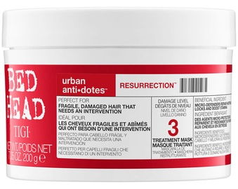 Juuksemask Tigi Bed Head Urban Antidotes Resurrection Treatment Mask, 200 g