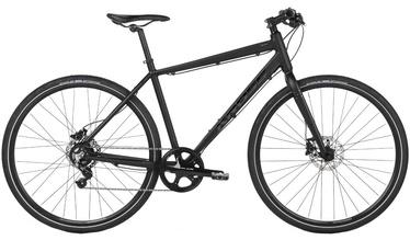 "Jalgratas Kross Inzai XL 28"" Black Glossy 18"