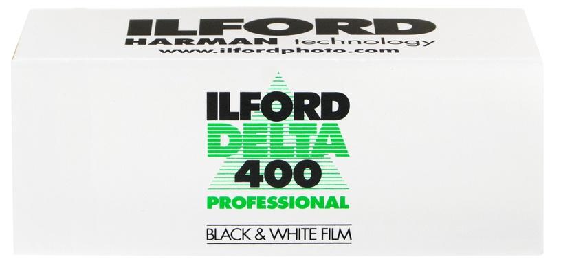 Ilford Delta 400 Professional Black And White Negative Film 120 Roll