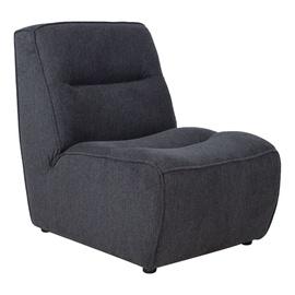 Home4you Freddy 1 Modular Sofa Seat Dark Grey
