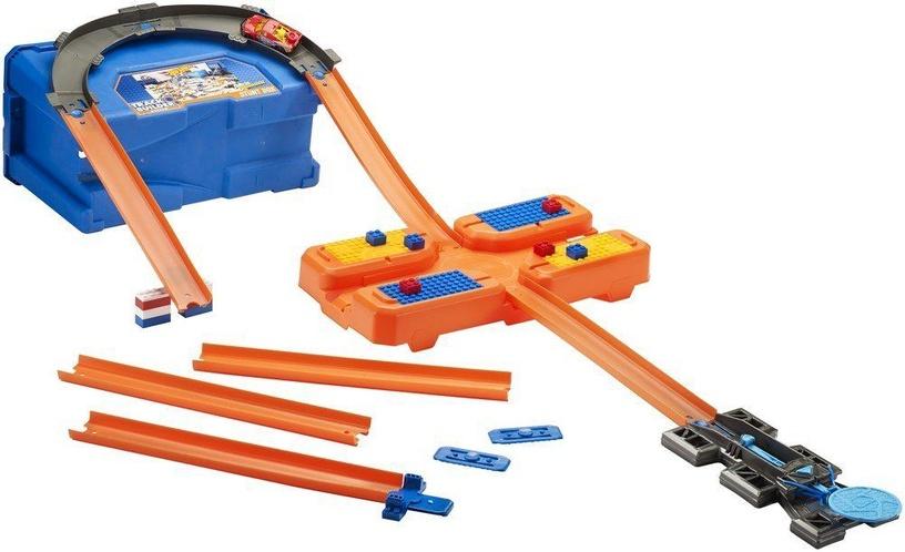 Mattel Hot Wheels Track Builder Stunt Box DWW95