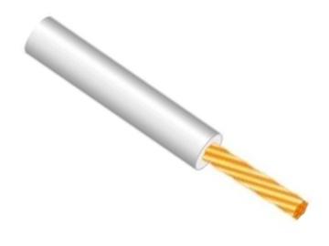 Lietkabelis PV-3/H05V-K, 1 x 1 mm²
