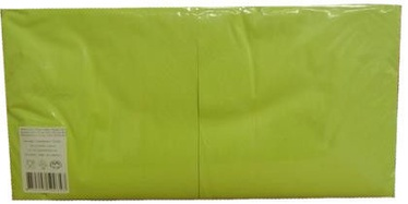 Lenek Napkins 33cm 3 Plies Green Lemon 250pcs