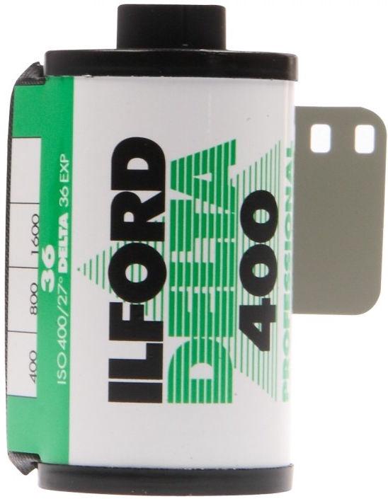 Ilford Delta 400 Professional 135 36 Black And White Negative Film