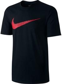 Nike Swoosh T-Shirt 707456 010 Black L