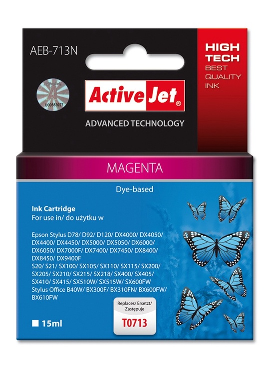 Action ActiveJet AEB-713N Magenta