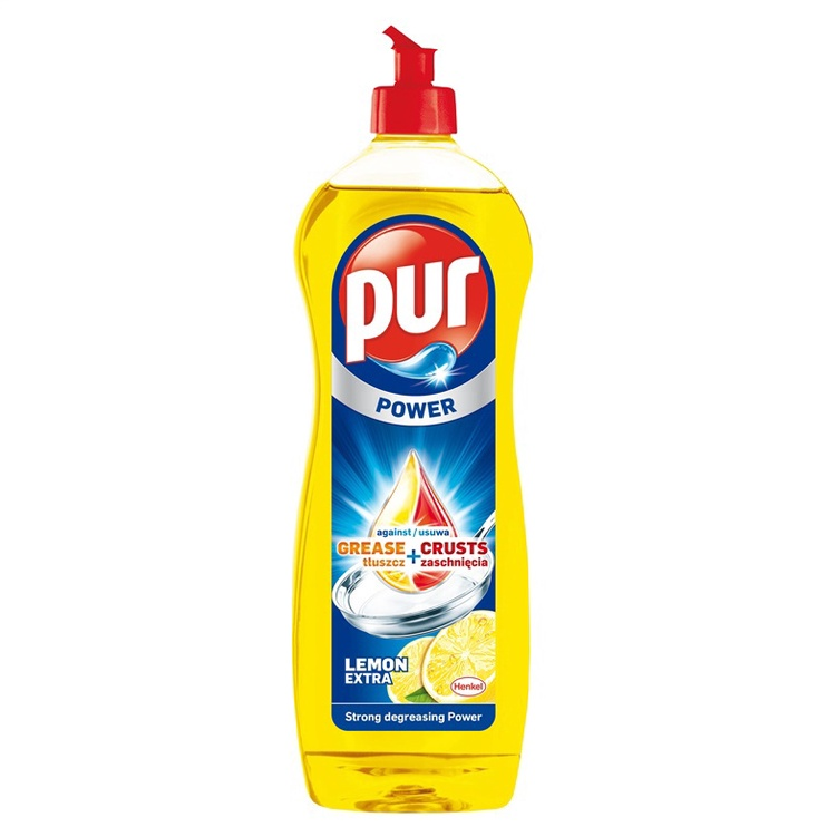 Henkel Pur Power Lemon 900ml