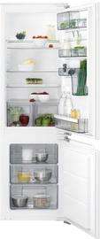 Встраиваемый холодильник AEG SCB61824LF
