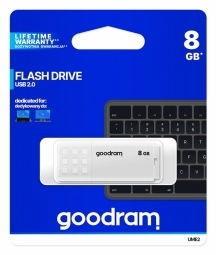 Goodram UME2 8GB USB 2.0 White