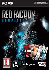 Red Faction Complete incl. Red Faction 1, 2, Guerilla, Armageddon PC