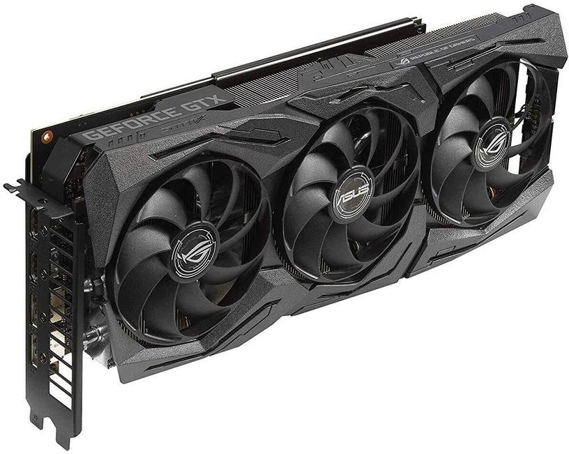 ASUS ROG Strix GeForce GTX 1660 Ti OC 6GB GDDR6 PCIE GTX1660TIO6GGAMING
