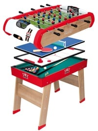 Smoby Table Games 4in1 Power Play 640001S