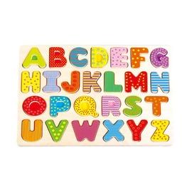 Wooden Educational Puzzle Letters L20002