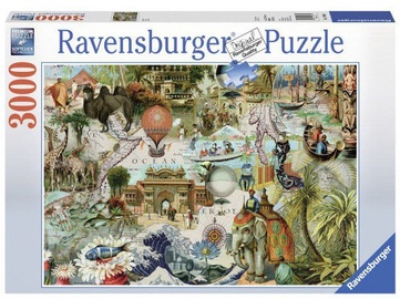 Ravensburger Puzzle Oceania 3000 pcs