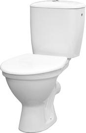 WC-pott Jika Norma H8602700007871 White, kaanega, 360x640 mm