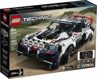 Konstruktor LEGO Technic App Controlled Top Gear Rally Car 42109