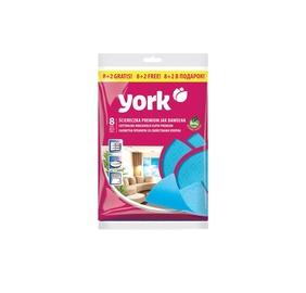 Universaalne lappide komplekt York Premium, 10 tk