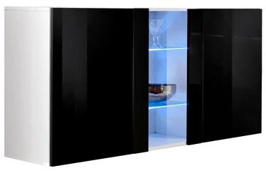 ASM Fly SBI Hanging Cabinet White/Black