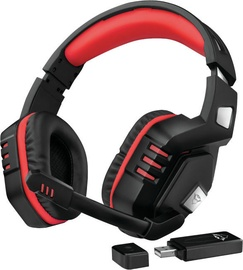 Trust GXT 390 JUGA Wireless Gaming Over-Ear Headset Black