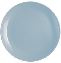 Luminarc Diwali Dinner Plate D27cm Light Blue