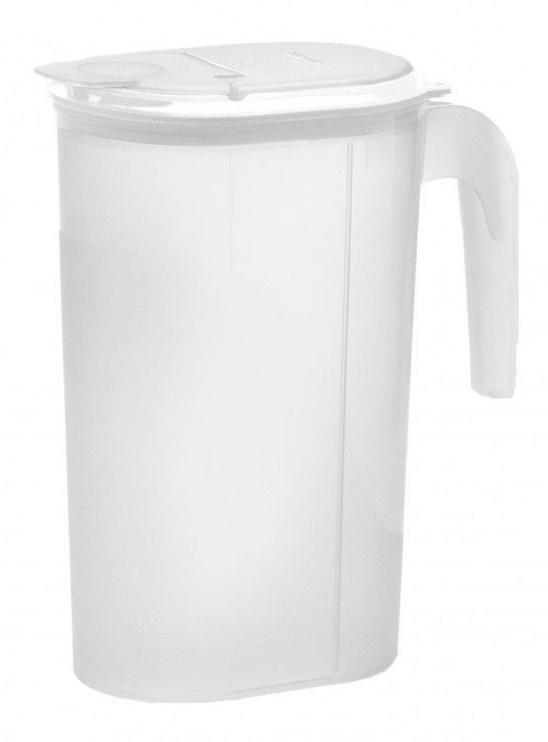 Plast Team Margerit Lemon Jug 1.5l White