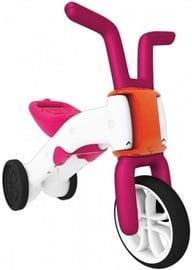 Lastejalgratas Chillafish Bunzi Gradual Balance Bike Pink