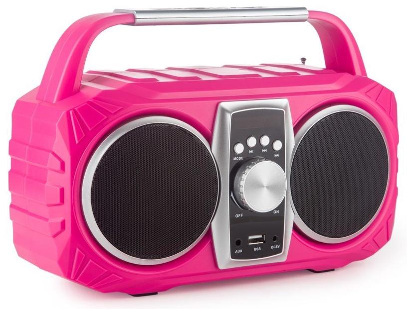 Prime3 Neon Radio Pink