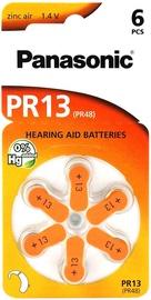 Elementai klausos aparatui Panasonic PR13L/6DC