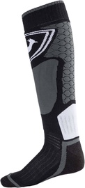 Rossignol Ski Socks L3 Wool & Silk Black XL