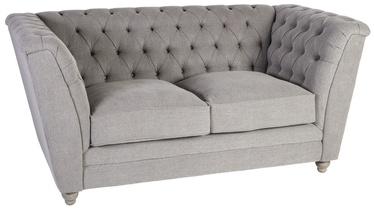 Диван Home4you Watson 2 11958, серый/кремовый, 171 x 88 x 80 см