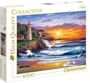 Clementoni Puzzle Lighthouse At Sunset 1000pcs 39368