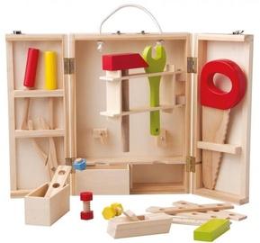 Woodyland Tools Set In Wooden Box 26pcs 91188